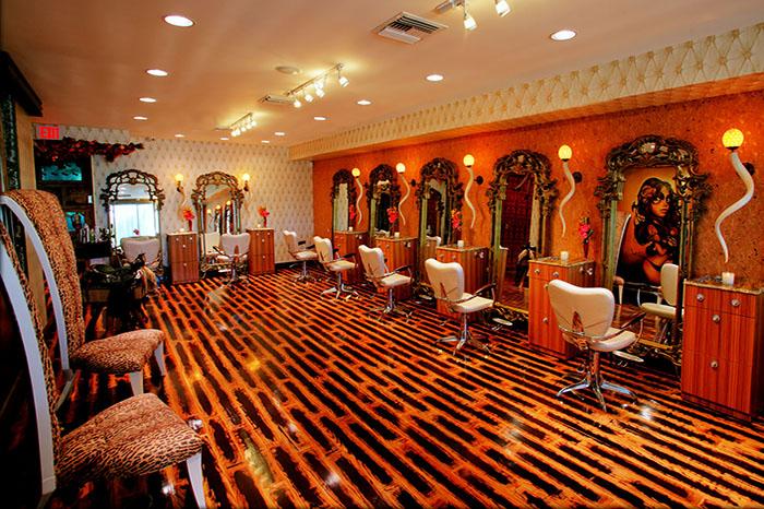 Myron Wolman Salon Decor Salon Interior Design 1